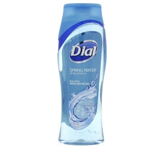 Dial Spring Water Body Wash With Moisturizers 473ml