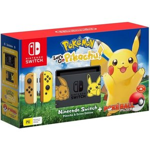 Nintendo Switch Console + Pokmon Bundle