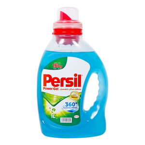 Persil Liquid Detergent Power Gel 1Litre