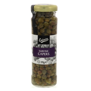 Epicure Surfine Capers 99g