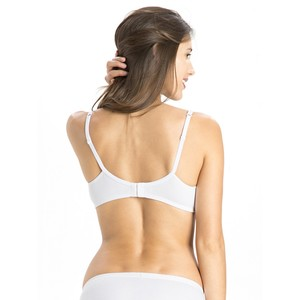Jockey Women's Seamless Shaper Bra 1722 White 32B