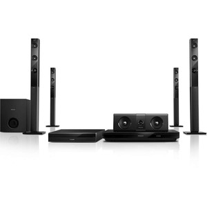 Philips Blue Ray Home Theatre HTB5580