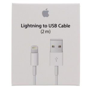 Apple Lightning to USB Cable MD819Z
