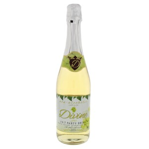Divine White Grape Sparkling Drink 750ml