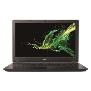 Acer Aspire 3-A315-55G-52Q0 15.6 inches LCD/LED Laptop Intel i5-8265U 1.60 GHz, 4 GB RAM, 1TB HDD, NVIDIA GeForce MX230, Windows 10 Home Black