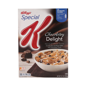 Kellogg's Special - K Chocolatey Delight Cereal 371g