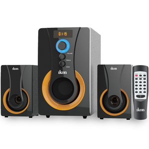 Ikon Multimedia Speaker System 2.1Chanel IK-2127