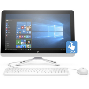 HP All-in-One Desktop 22-C0003NE Core i5 White