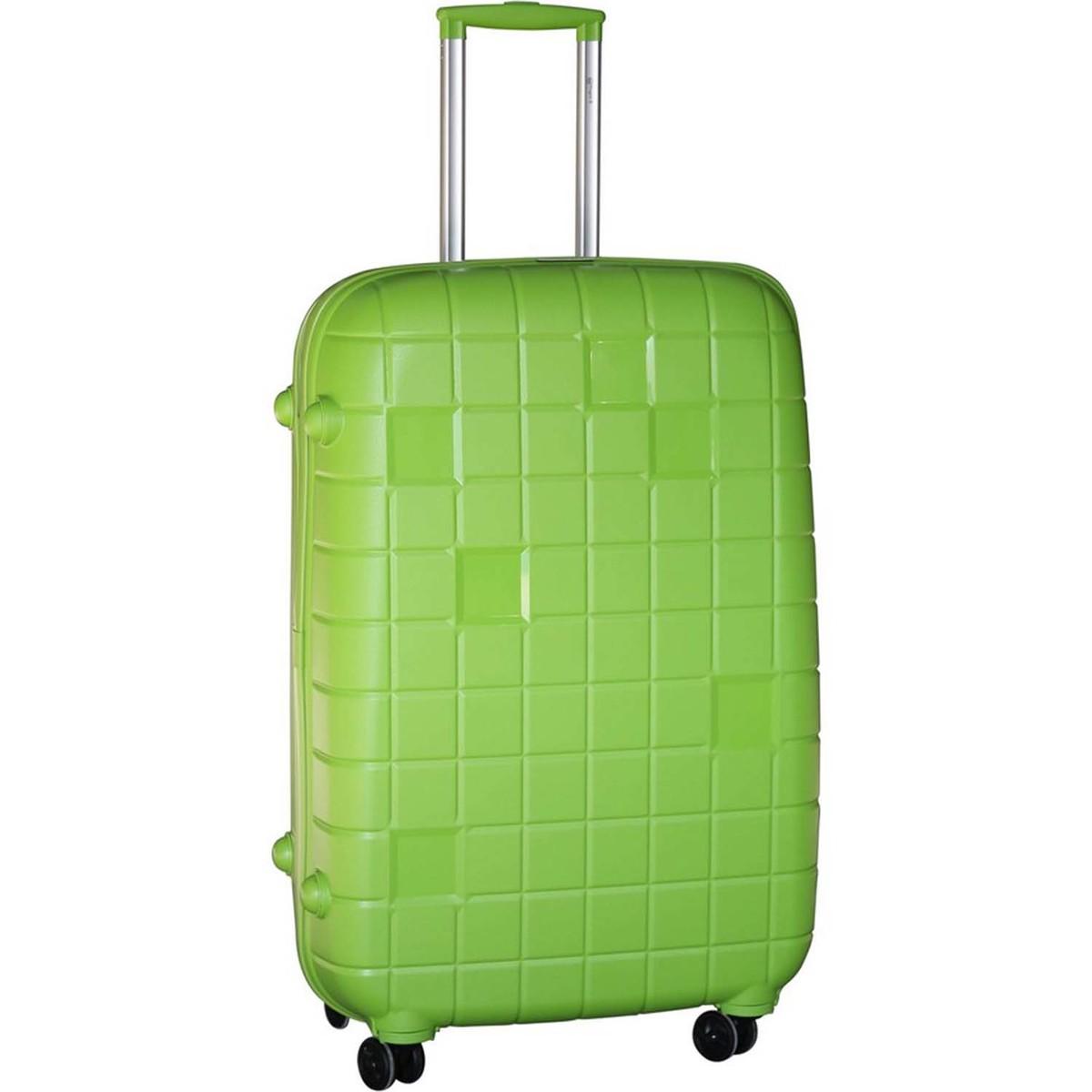 Buy Wagon R 4 Wheel Hard Trolley 30inch Assorted Color