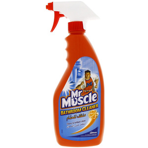 Mr Muscle Bathroom Cleaner 500ml