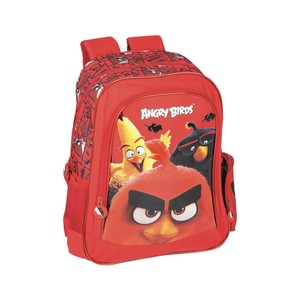 "Angry Birds School Back Pack 16"" FK101404"