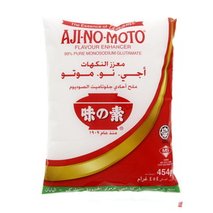 Aji-No-Moto Flavour Enhancer  454g