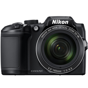 Nikon Digital Camera COOLPIX B500 Black