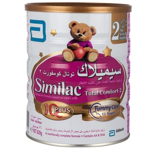 Similac Total Comfort No.2 Infant Formula For 6-12  Months 820g