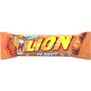 Nestle Lion Peanut Chocolate Bar 40 g