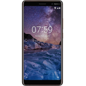 Nokia 7 Plus 64GB Black Copper