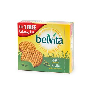 Belvita Kleija with Cardomom Biscuits 62g x 12pcs