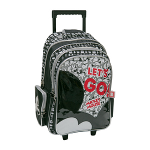 Mickey Mouse Adult School Trolley Bag FK15241 18inch