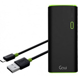 Goui Kashi Plus 17000 mAh Power Bank 17K01 Black