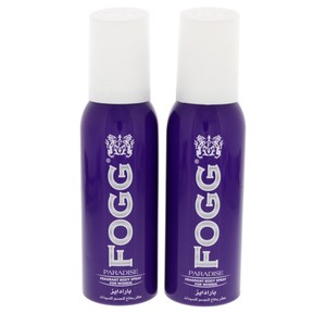 Fogg Fragrance Body Spray For Women Paradise 120ml x 2pcs