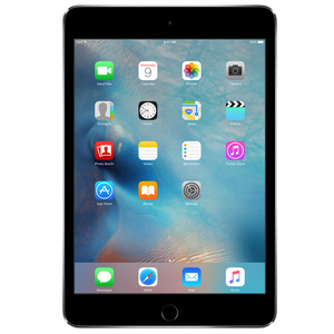 "Apple iPad Mini4 Wi-Fi 7.9"" 128GB Space Gray"