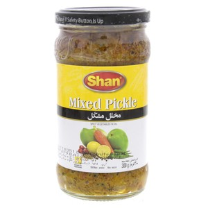 Shan Mixed Pickles 300g