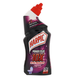 Harpic Toilet Cleaner Liquid Power Plus Lavender 500ml