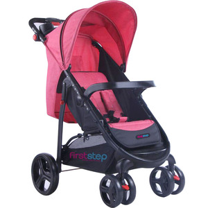 First Step Baby Stroller KDD-6798G Assorted Color
