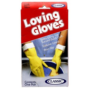 Classic Loving Gloves Large 1 Pair