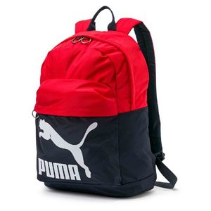 PUMA Originals Backpack Navy Red 07479916