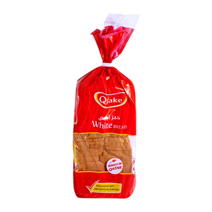 Qbake White Bread 550g