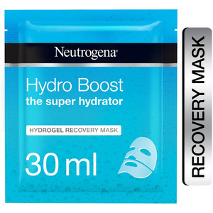 Neutrogena The Super Hydrator Hydro Boost Hydrogel Recovery Mask 30ml