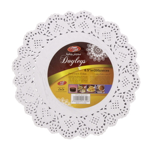 Home Mate Doyleys Round 6.5inch 200pcs