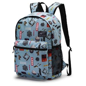 PUMA Academy Backpack Sky Logo 07573305