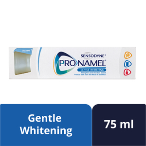 Sensodyne Toothpaste Pronamel Gentle Whitening 75 ml
