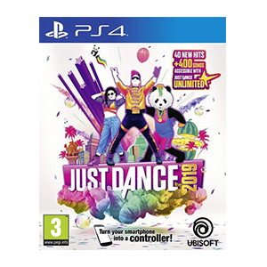 Just Dance 2019 PlayStation 4
