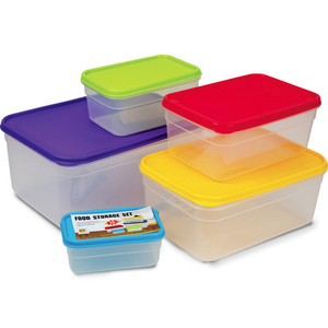Bee Food Storage Set 5pcs