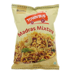 Town Bus Madras Mixture 130g