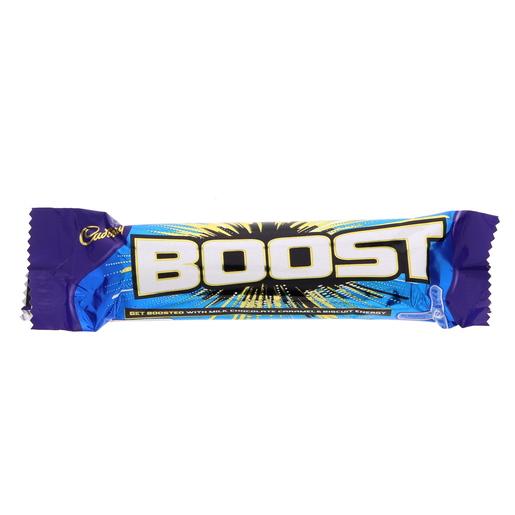 Buy Cadbury Boost Milk Chocolate Caramel And Biscuit Energy