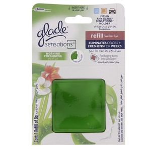 Glade Sensations Morning Freshness Refill 8 Gm