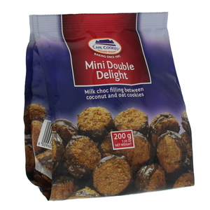 Cape Cookies Mini Double Delight Cookies 200g