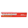 Daimond Aluminum Foil 200sq.ft 1pc