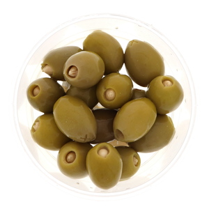 Greek Stuffed Olives With Almond 300g