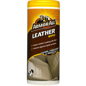 Armor All Leather Wipes 25pcs