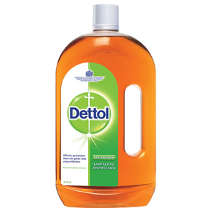 Dettol Anti Bacterial Antiseptic Disinfectant Original 2Litre