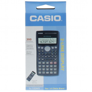 Casio Scientific Calculator FX 100MS