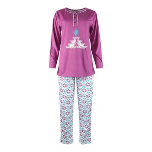 Eten Women's Pyjama Set Long Sleeve NJMWP09