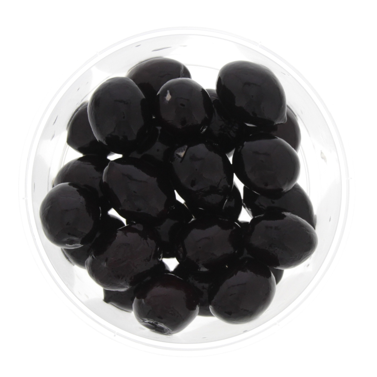 Buy Egyptian Jumbo Black Olives 300g - Middle East Olives