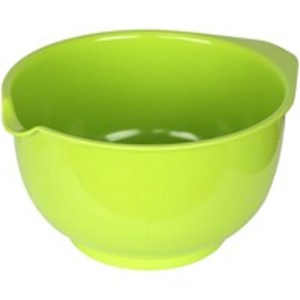 Melamine Mixing Bowl Green 4Ltr
