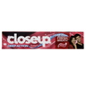 Closeup Toothpaste Deep Action Red Hot 120ml